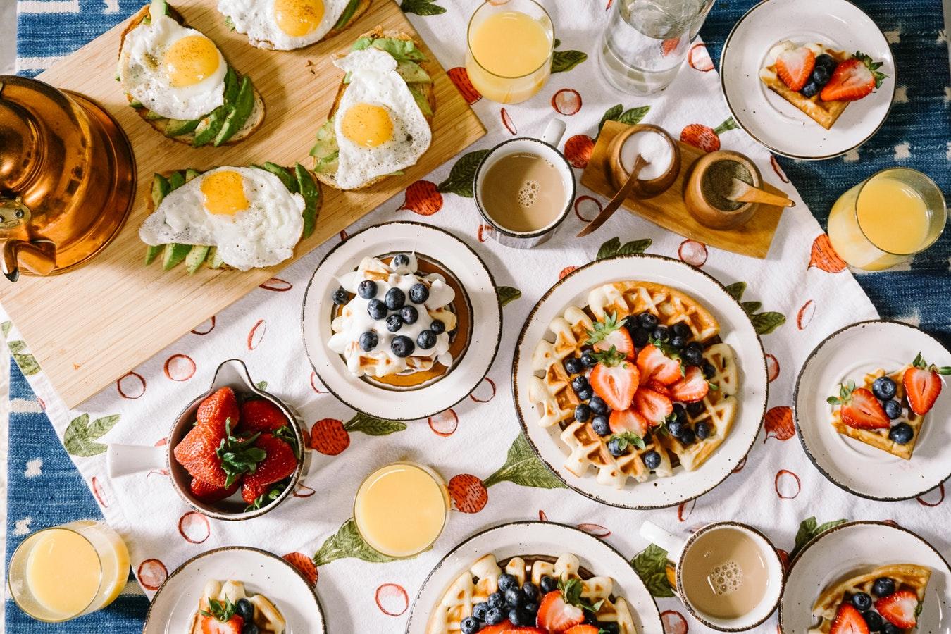 Kulinarische Stadtführung als Geschenk für Ehemann