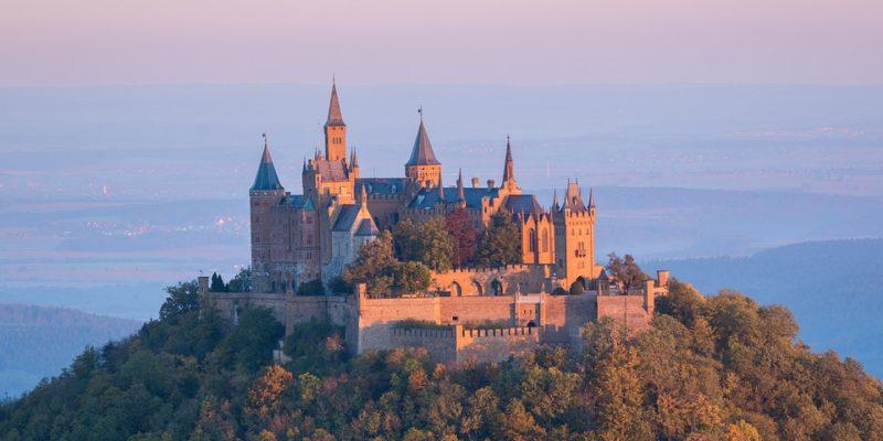 Romantik Übernachtung im Schloss für 2