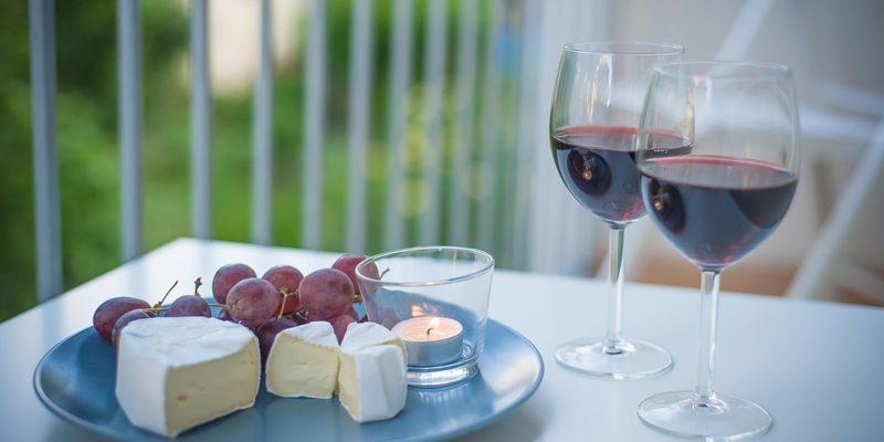 Wine Tasting als Geschenk zum 1. Hochzeitstag